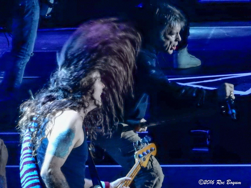 Iron Maiden Book of Souls tour LA Forum