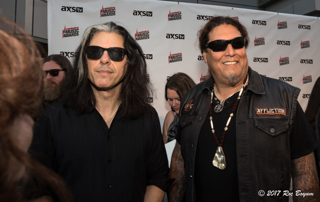 Loudwire Music Awards-The Novo-Los Angeles