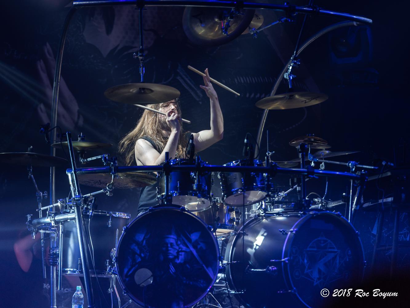 Kamelot Johan 'Jo' Nunez Concert Reviews Concert Photography