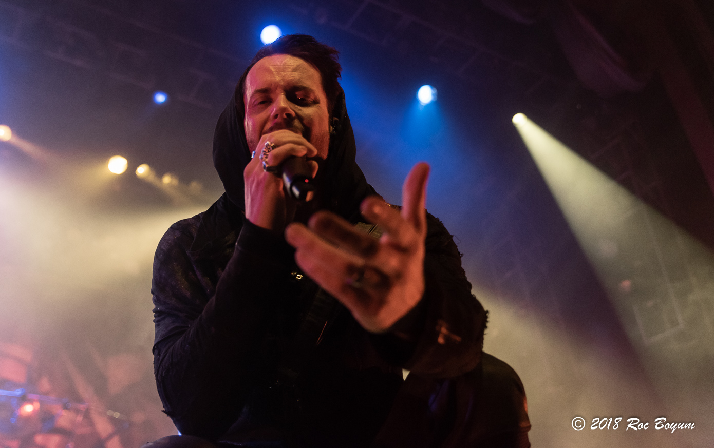 Kamelot Tommy Karevik Concert Reviews Concert Photography