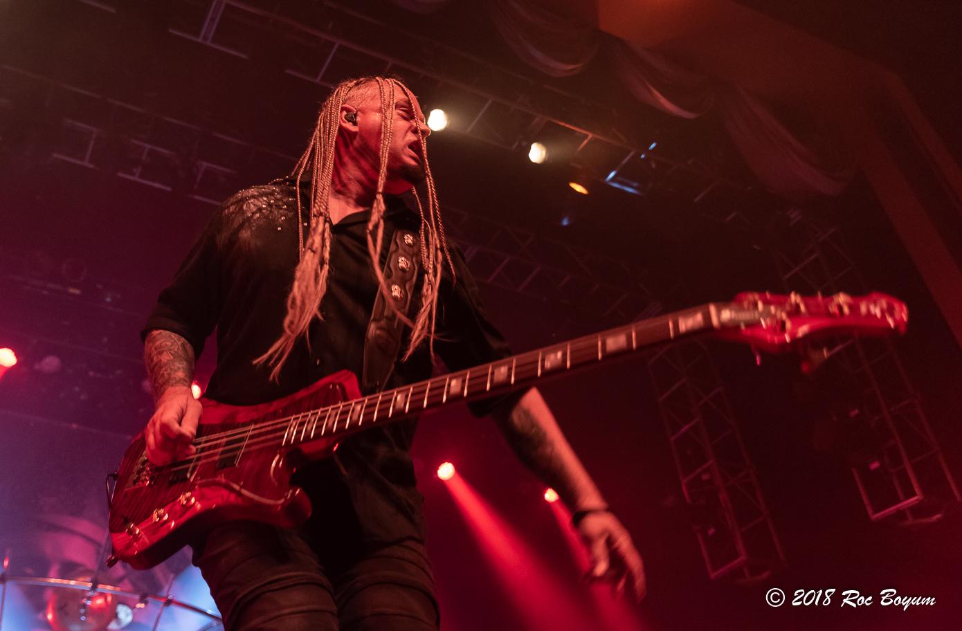 Kamelot Sean Tibbetts Concert Reviews Concert Photography