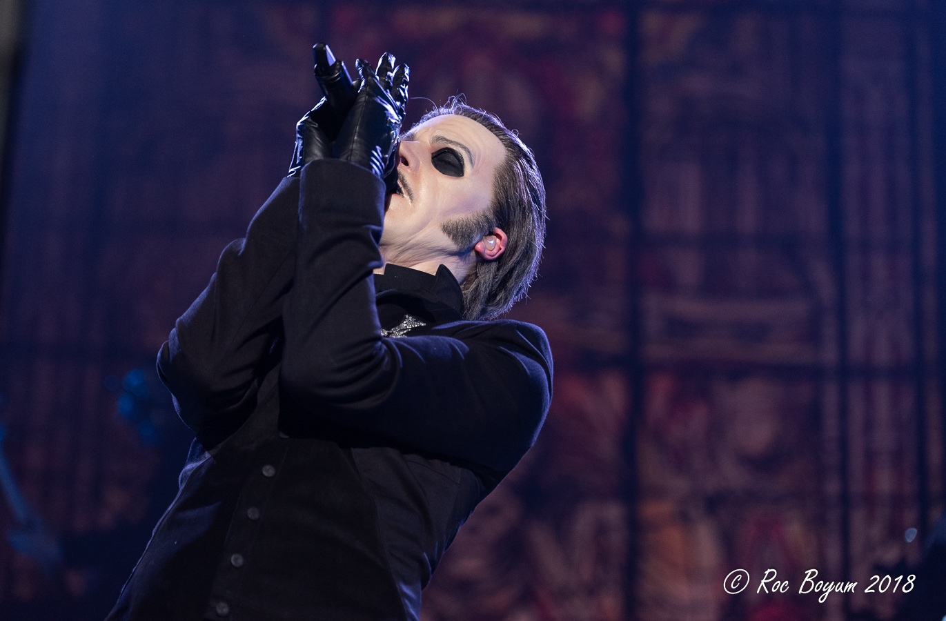 Ghost band Los Angeles Forum Concert Photography Concert Reviews