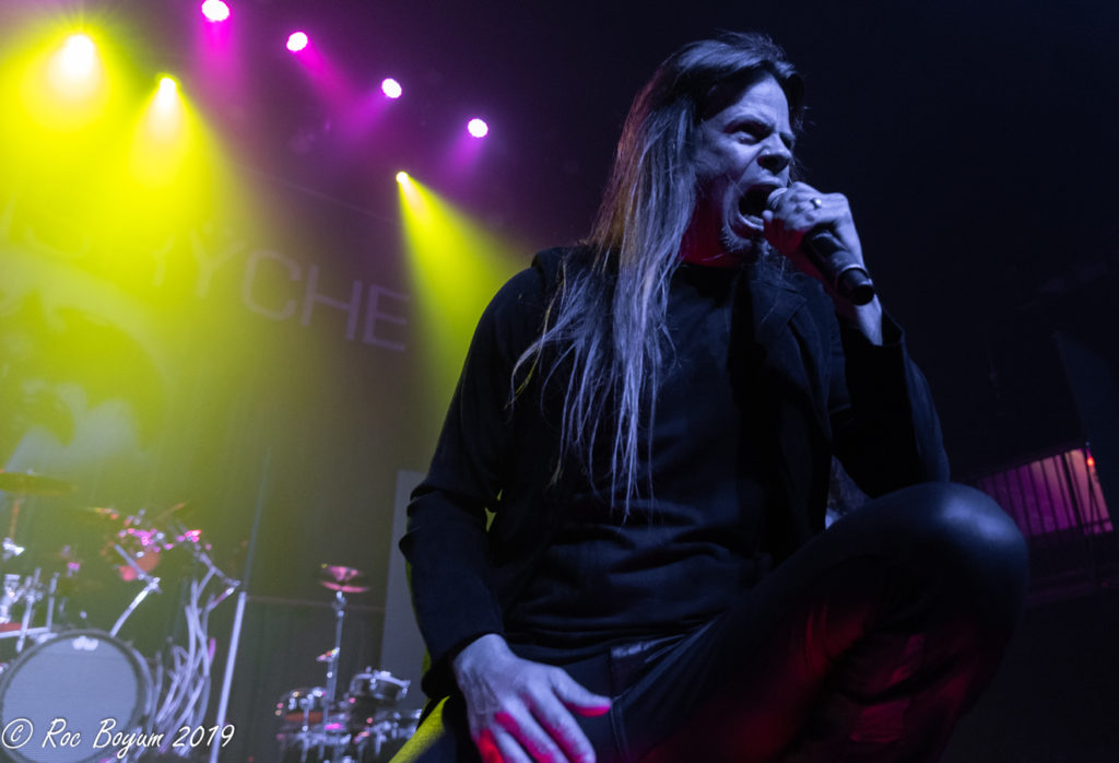 Queensryche Todd La Torre Concert Reviews Concert Photography