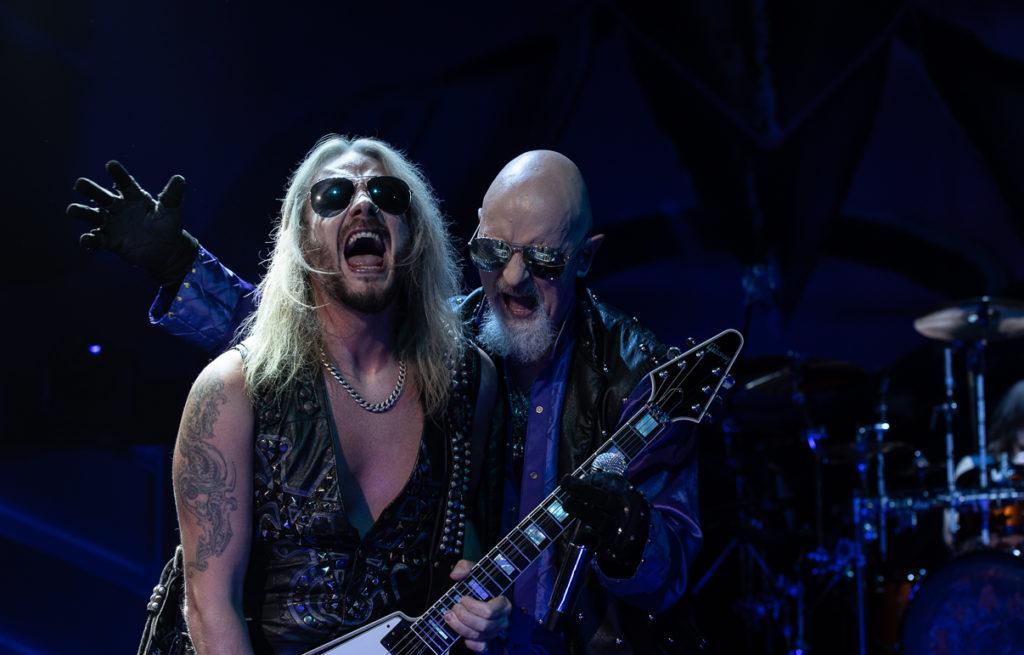 Judas Priest Live Microsoft Theater Concert Photography