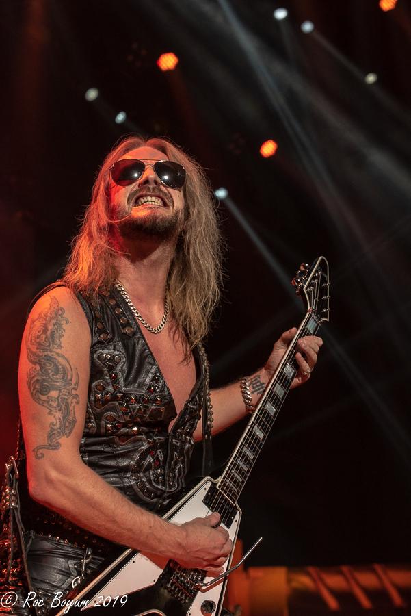 Judas Priest Richie Faulkner Live Microsoft Theater