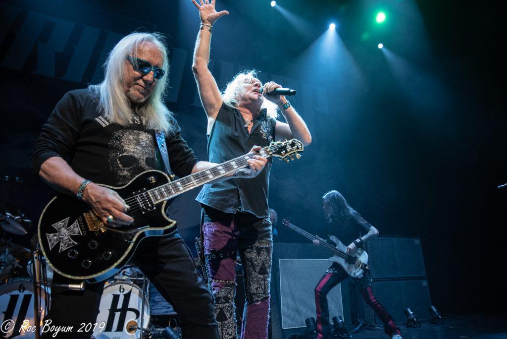 Uriah Heep Live Microsoft Theater Photo Gallery