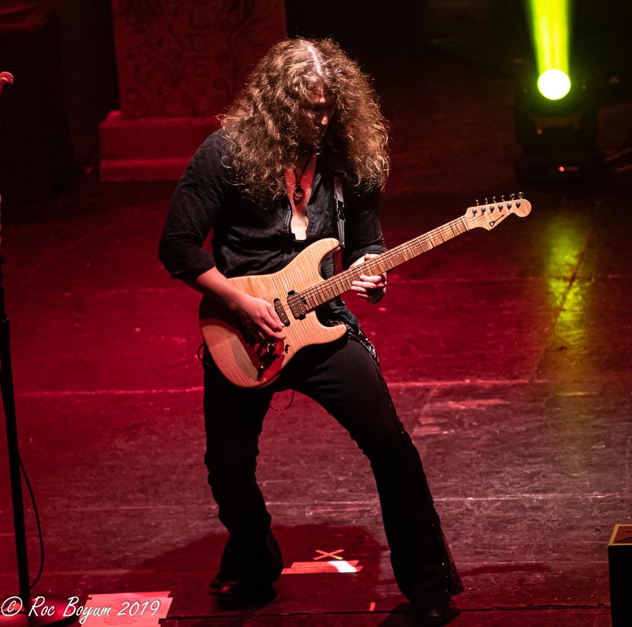 Jake Dryer Demons & Wizards Live