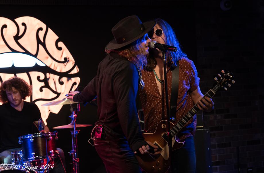 Dirty Honey Live Nation Showcase Los Angeles 9-5-19