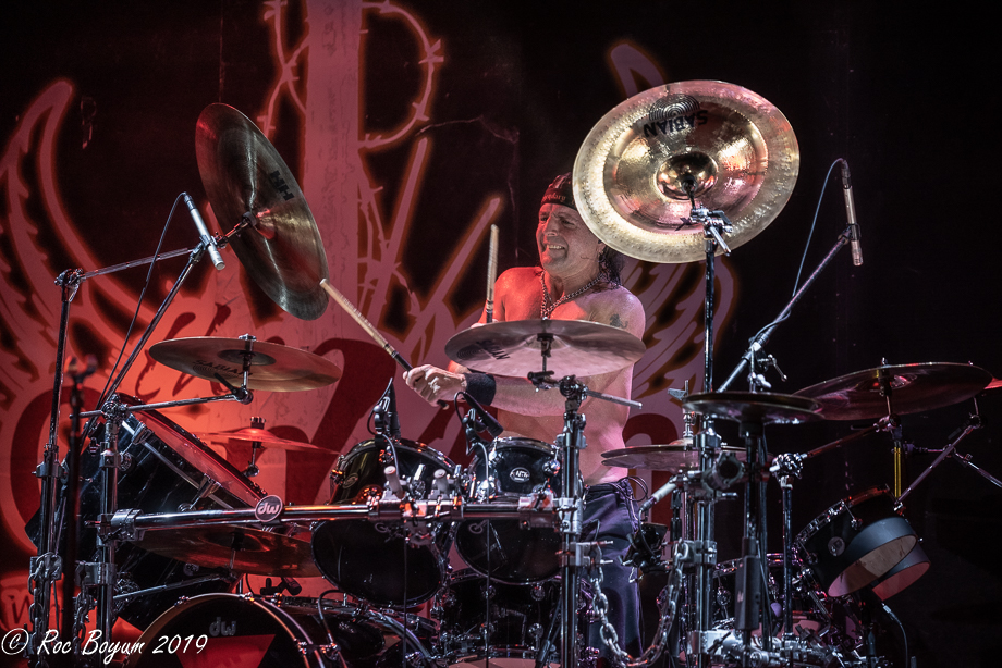 Lita Ford Bobby Rock Live Canyon Club Santa Clarita