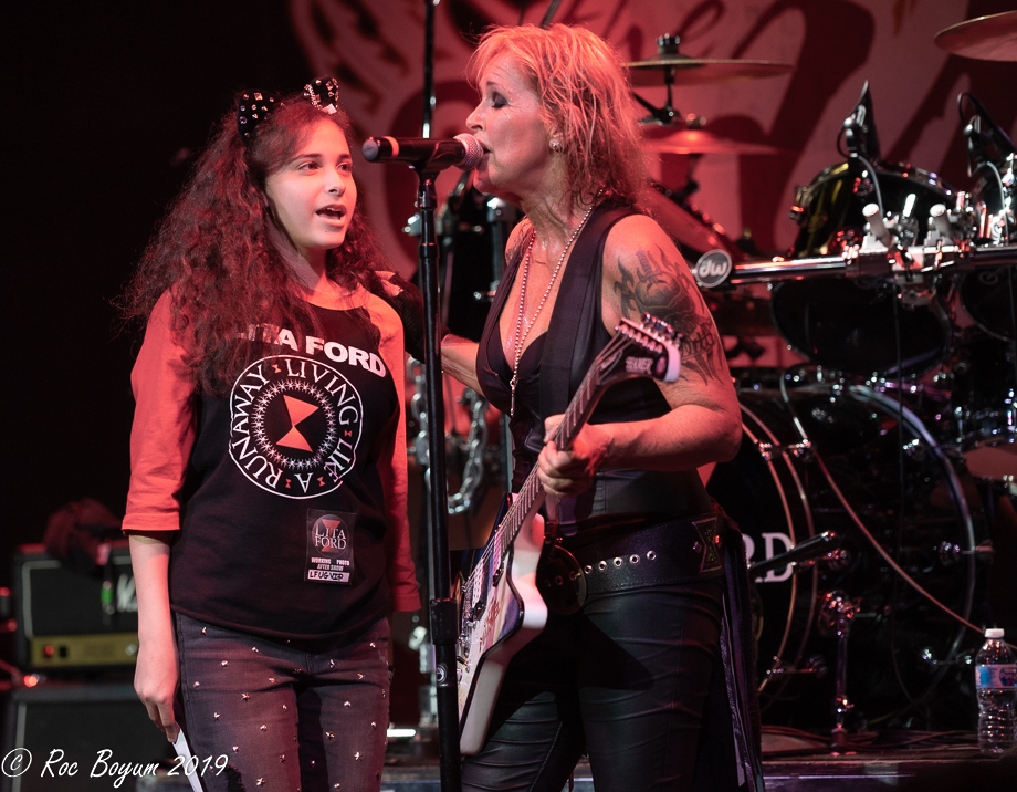 Lita Ford Live Canyon Club Santa Clarita