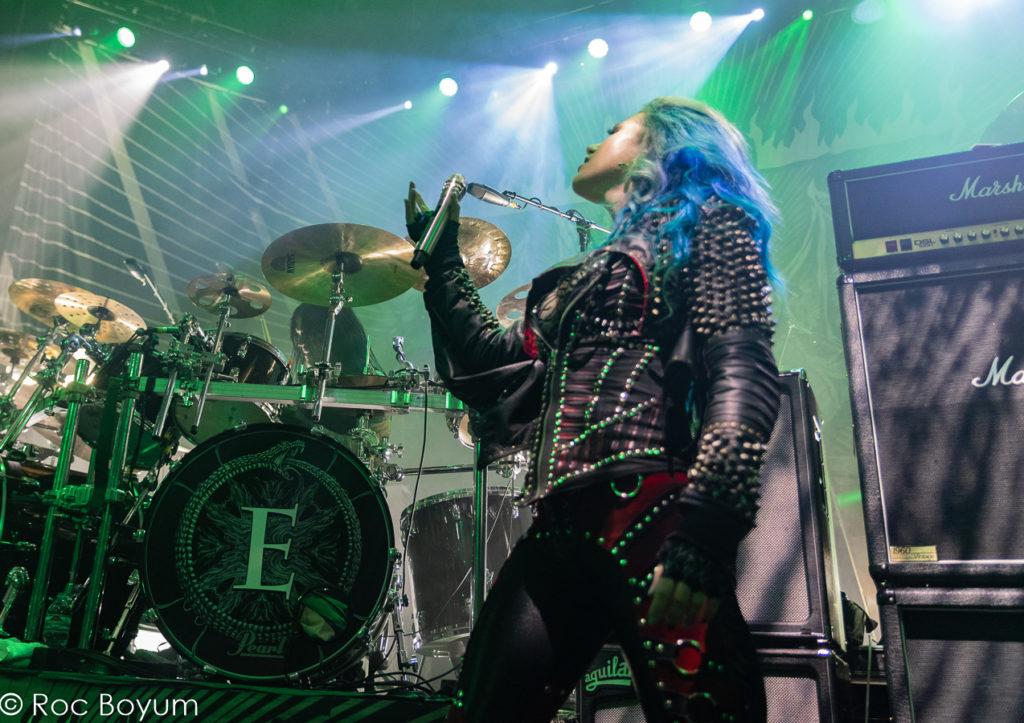 Arch Enemy Live Hollywood Palladium CA