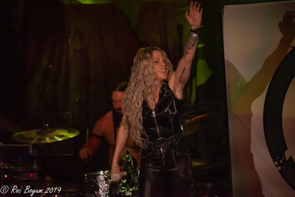 Kobra and the Lotus Live Whisky A Go Go Hollywood CA