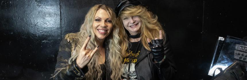 Kobra Paige Allie Jorgensen LA Metal Media Interview