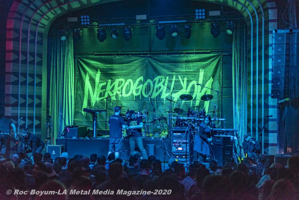 Nekrogoblinkon Live Regent Theater 1-5-20