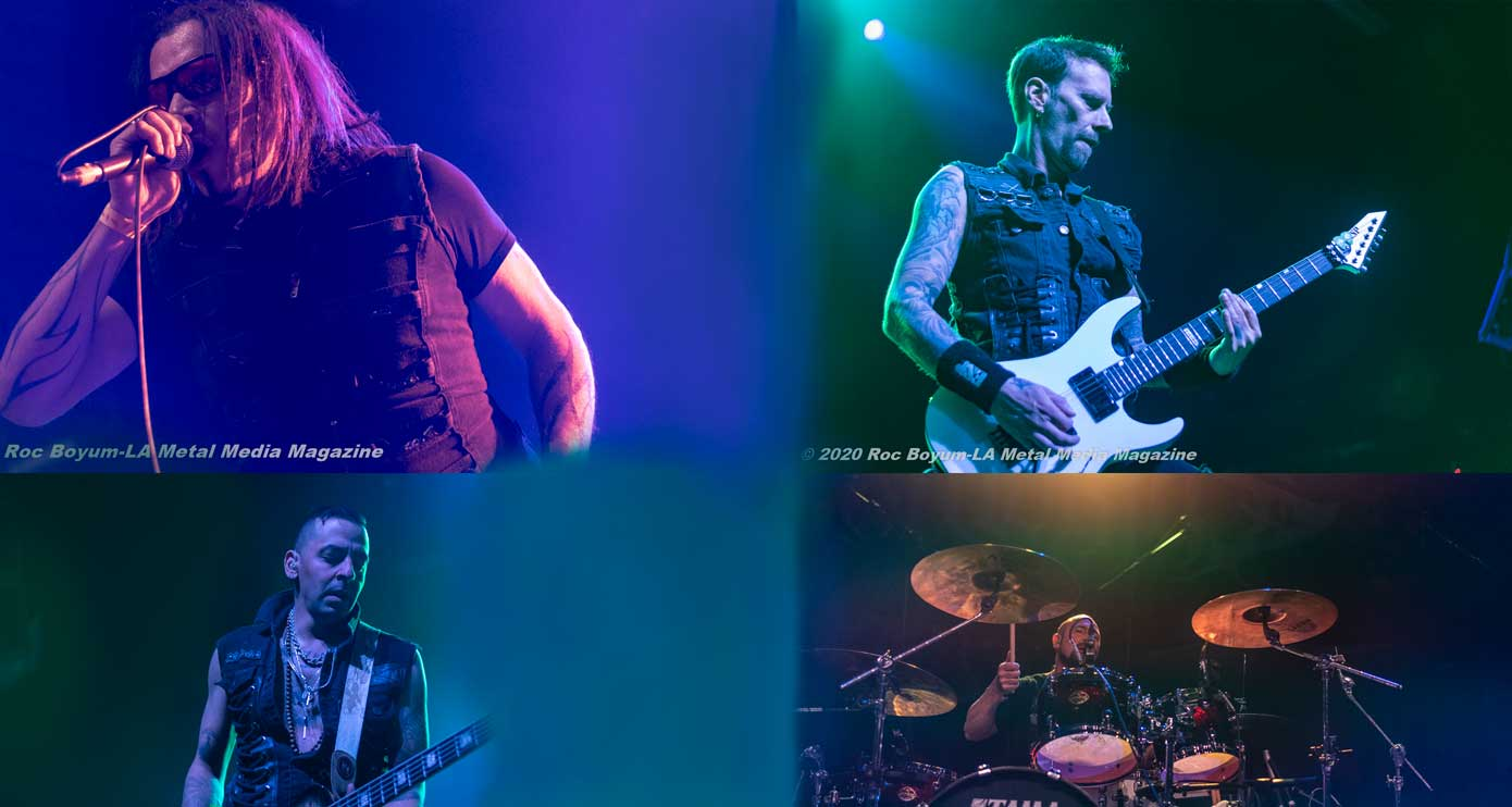 Weapons of anew Live HOB Anaheim CA