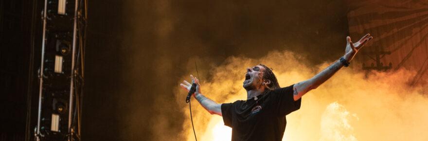 Lamb of God Live AZ Federal Theater