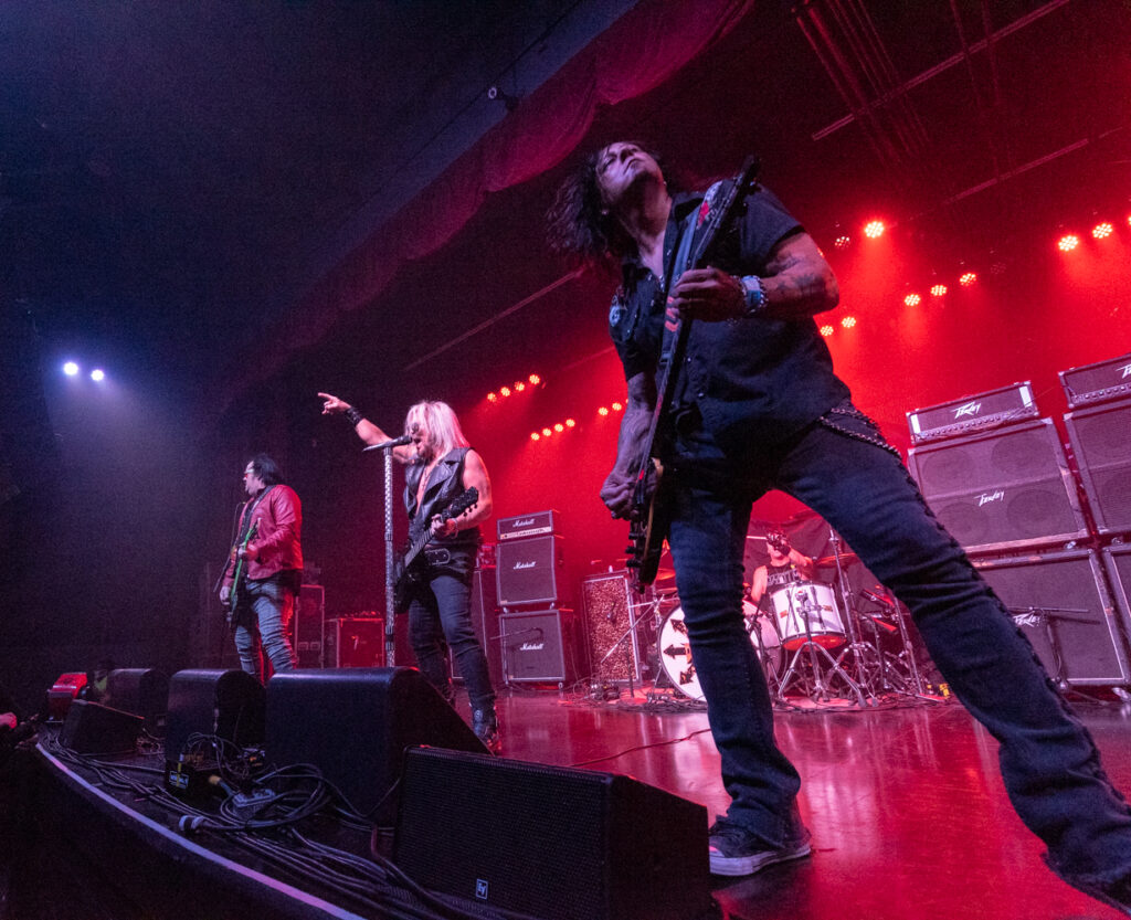 Color Of Chaos Live Marquee Theater Tempe AZ